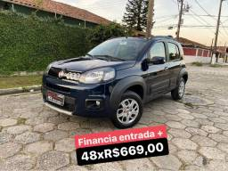 Uno way 2015 Flex completo financia s/entrada