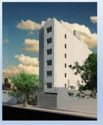Cobertura à venda, 2 quartos, 2 vagas, Heliópolis - Belo Horizonte/MG