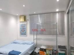 Apartamento com 1 dormitório à venda, 31 m² por R$ 160.000,00 - Centro - Niterói/RJ