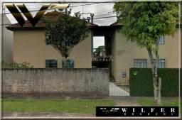 Apartamento à venda com 3 dormitórios em Santa cândida, Curitiba cod:w.a2420