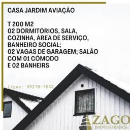Casa no Jardim Aviação, Franca-SP