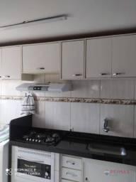 Apartamento com 2 dormitórios à venda, 50 m² por R$ 147.000,00 - Caparroz - São José do Ri