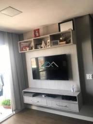 Apartamento com 2 dormitórios para alugar, 54 m² por R$ 2.300,00/mês - Parque Viana - Baru