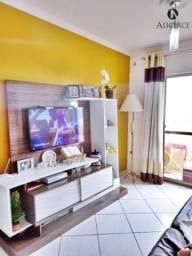 Apartamento à venda com 3 dormitórios em Areias, São josé cod:2153