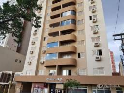 Apartamento semi mobiliado com 1 Suíte mais 2 Quartos para alugar no edifício Monte Alto p