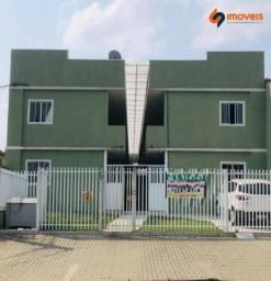 Kitnet com 1 dormitório para alugar, 36 m² por R$ 785,00/mês - Capão Raso - Curitiba/PR