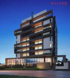 Apartamento à venda com 3 dormitórios em Juvevê, Curitiba cod:40372