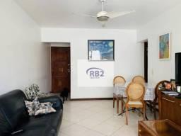 Apartamento com 3 dormitórios à venda, 111 m² por R$ 620.000,00 - Icaraí - Niterói/RJ