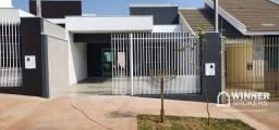 Casa com 3 dormitórios à venda,150 m² de Terreno 73 m²de Construção por R$ 240.000 - Lotea