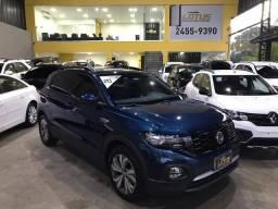 T-CROSS 2019/2020 1.0 200 TSI TOTAL FLEX COMFORTLINE AUTOMÁTICO