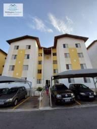 Apartamento com 2 dormitórios para alugar, 56 m² por R$ 1.300/mês - Jardim Paraíso - Guaru