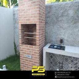 Casa com 3 dormitórios à venda, 170 m² por R$ 450.000 - Intermares - Cabedelo/PB