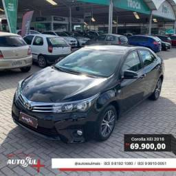 Toyota Corolla 2.0 Vvt-ie Xei Direct Shift Flex 2015