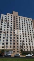 Apartamento com 1 dormitório para alugar, 22 m² por R$ 1.100/mês - Ribeirânia - Ribeirão P