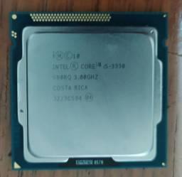 Processador Intel Core i5 - 3330