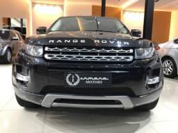 RANGE ROVER EVOQUE 2011/2012 2.0 PURE TECH 4WD 16V GASOLINA 4P AUTOMÁTICO