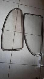 Vidro lateral de fusca