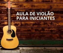 AULAS DE VIOLÃO PRÁTICAS/ONLINE