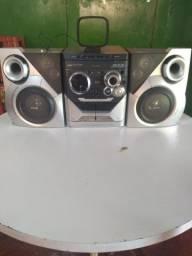 Rádio 3 em 1 Philips