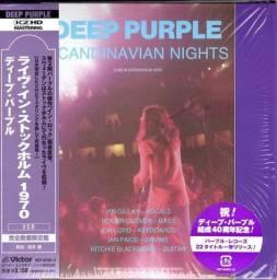 Deep Purple - Scandinavian Nights (Live In Stockholm 1970) 02CDs