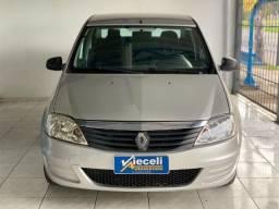 Renault Logan Authentique 1.0 2011 Completo