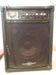 Vendo uma Caixa de som amplificada via bluetooth