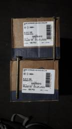 Parafuso philips 6,0 x 100 mm - 100 unidades cada caixa