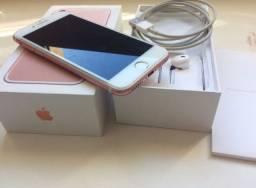 IPhone 7 32GB Rose ACEITO CARTÃO