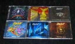 Edguy,Demons & Wizards,Iced Earth,Iron Fire,Power Metal.