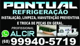 TECNICO EM REFRIGERAÇAO