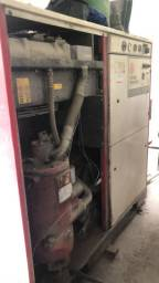 Vendo 2 compressores de ar estacionários de 380 volts