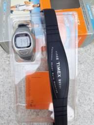 Relógio timex easy trainer com monitor cardíaco
