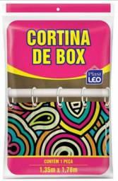 Cortina De Box Plast Léo