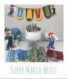 Kit festa Mario