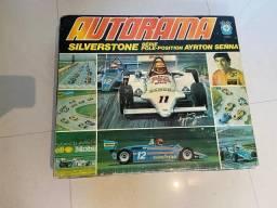Título do anúncio: Autorama Estrela - Ayrton Senna Silvestone - Relíquia
