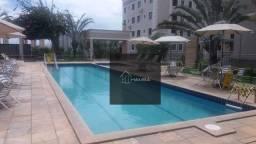 Apartamento com 2 dormitórios para alugar- Emaús - Parnamirim/RN