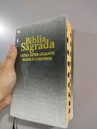 Biblia letra hiper gigante
