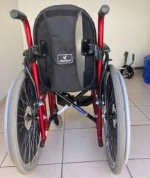 Cadeira de roda ( dezapego)