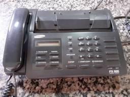 Aparelho de Fax Sansung modelo FX-505