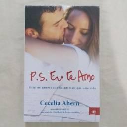 Livro P.S. Eu te amo (novo)
