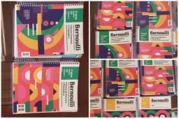 Livros do 2 ano EM coleção Bernoulli