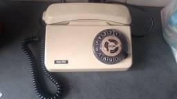 Telefone antigo a disco - Antiguidade