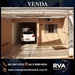 VENDA   Casa, com 2 quartos em Jardim Olímpico, Maringá