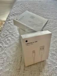 Título do anúncio: Cabo carregador iPhone!!