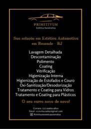 Primitivum Estética Automotiva
