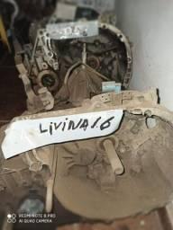 VENDO CAIXA DE MARCHA LIVINA 1.6