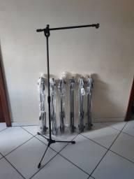 Pedestal p/microfone