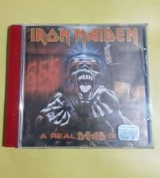 Título do anúncio: Cd Iron Maiden a real dead one nacional