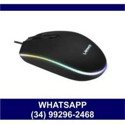 Título do anúncio: Mouse Gamer Lemox Led GT-M3