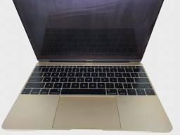 Título do anúncio: Macbook a1534 m5 2015 novissimo com caixa 8gb ssd256gb novissimo c/garantia ate 12x